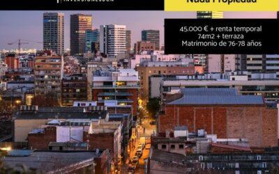Nuda Propiedad en l´Hospitalet de Llobregat, calle Modern