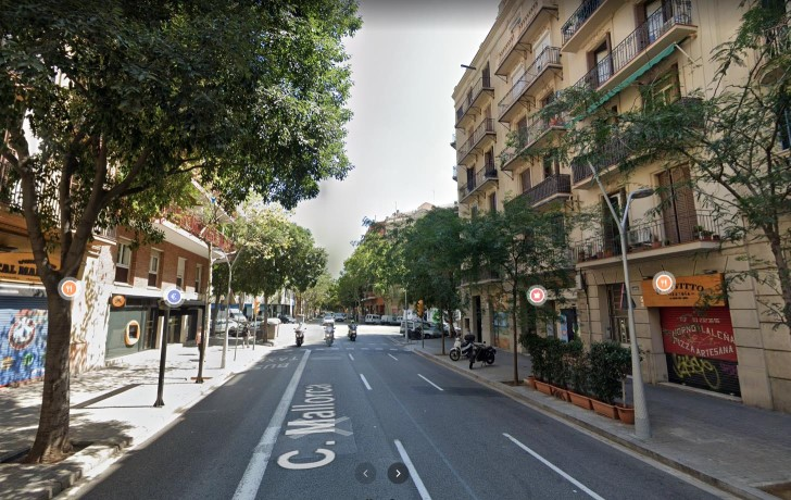 Nuda Propiedad en Sagrada Familia, calle de Mallorca