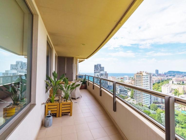 Apartment in Diagonal Mar, Passeig del Taulat