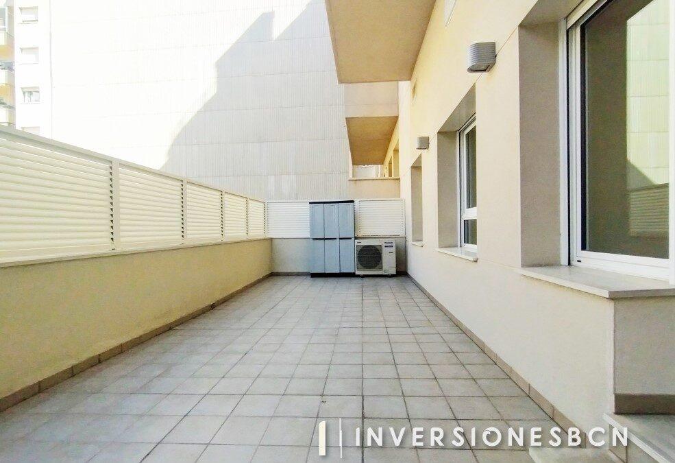 Apartment in El Baix Guinardó, on Thous street (Ground floor)