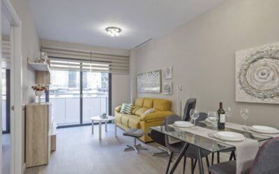 Piso de obra nueva en Sants, calle Vallespir (5to piso)