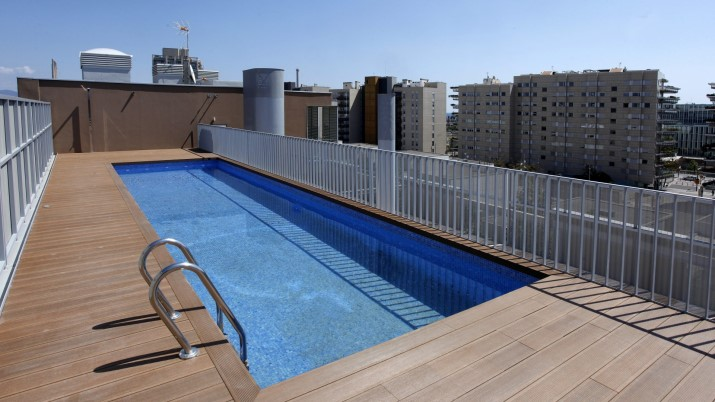 New Build in El Besos i el Maresme, on Llull street