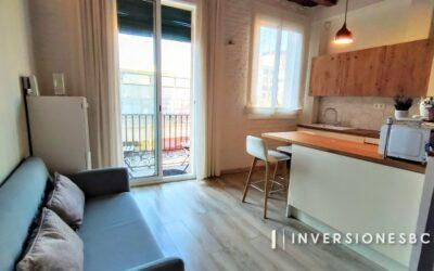 Apartment in El Raval, on Sant Pau street