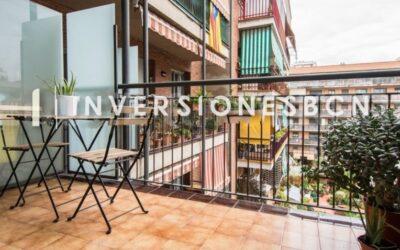 Apartment in Sagrada Familia, on Padilla Street