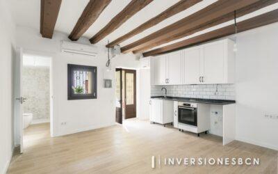 Renovated ground floor in Badalona, Passatge Barberà