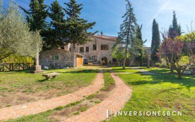 Exclusive farmhouse in Sant Quirze Safaja